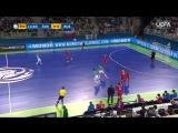 ЕВРО-2018. 1/4 ФИНАЛА. Словения v Россия. 0:2. Обзор.