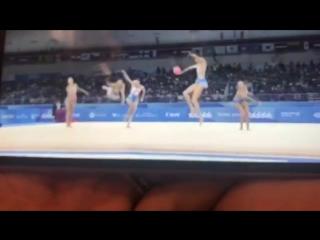 Наши гимнастки выступают на Универсиаде в Тайбэе под песни Ленинграда! Девчонки, я вас люблю! Удачи вам!