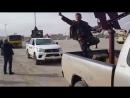 Сирийские ополченцы перед вступлением в Африн