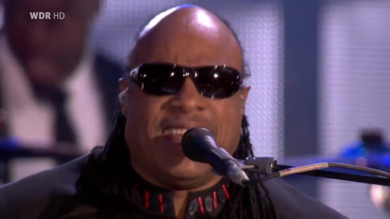 Pharrell Stevie Wonder Get Lacky * Another Star * Sir