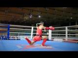 СКБИ Варяг Кубок Москвы по тайскому боксу 2017