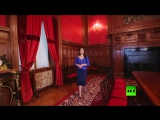 Телеканал RT Arabic (Russia today) о Доме приемов МИД России