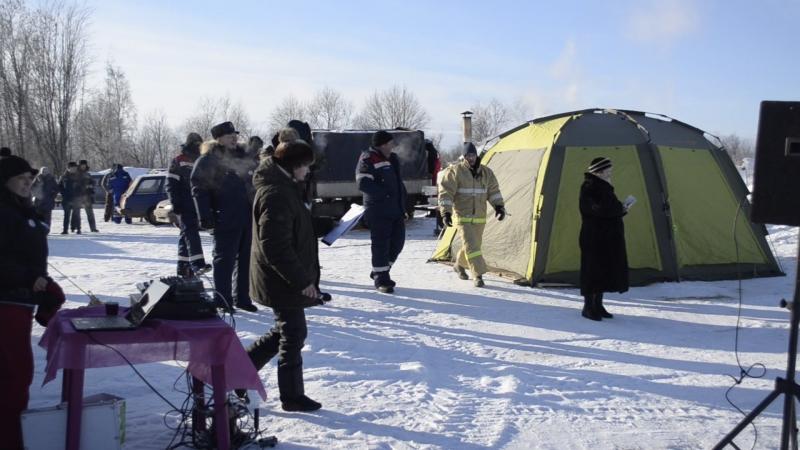 Пашский лед 2018 .03.03.18.