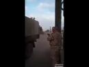 Колонна 9 й дивизии САА прибыла в Восточную Гуту