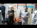 NEW YEAR GREETINGS FROM THE STUDENTS OF LINGUA LINE SCHOOL