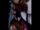 девочки мои на концерте Басты