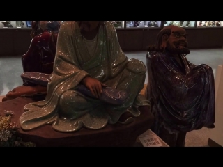 Фошань завод керамики и фарфора Вазы статуэтки мебельный тур Китай керамика Китая декор путешествие