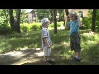 Песенка мальчика -Ах эта Катька