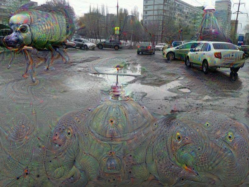 Улица Чернореченская