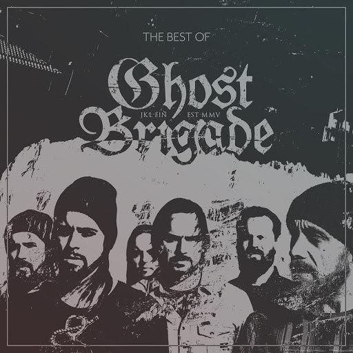 Ghost Brigade альбом The Best of Ghost Brigade