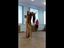Рудомётова Инна МК Основы импровизации под дарбуку
