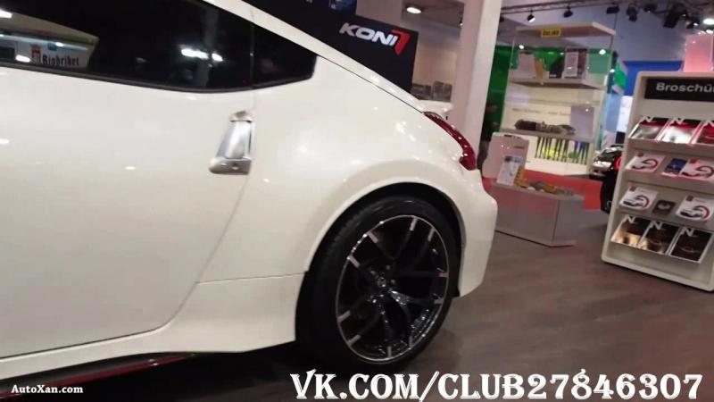Nissan 370z Nismo 253 kW Tuning - Exterior Walkaround
