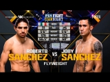 FIGHT NIGHT AUSTIN Roberto Sanches vs Joby Sanchez