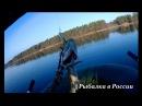 Ловля щуки на спиннинг поздней осенью Твичинг Китайских воблеров с Алиэкспресс
