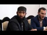 Прихожане Насыр-Кортской мечети о нападении на пост ДПС в с/п Яндаре (11.11.2017г).