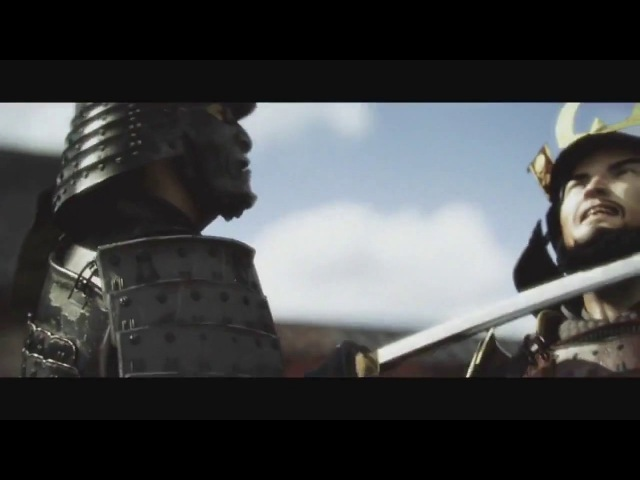 Total War Shogun 2 Бой самураев