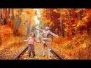 ОСЕННИЕ ЗАРИСОВКИ AUTUMN DROPS Очень красивое видео про осень