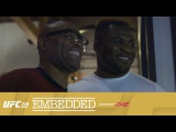UFC 218 Embedded: Vlog Series - Episode 2