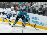 Tampa Bay Lightning vs San Jose Sharks - November 8, 2017   Game Highlights   NHL 2017/18