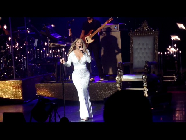 Hero - Mariah Carey - Live at Foxwoods Casino 10/14/2017