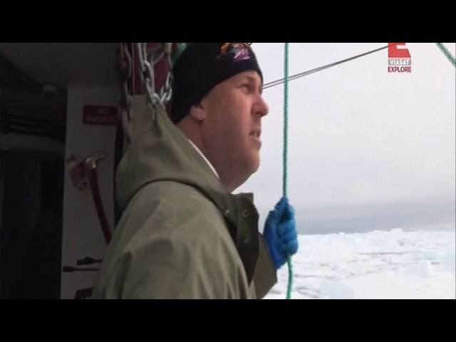 Ковбои ледяных вод 4 сезон 1 серия. Лед, лед и снова лед (2017)