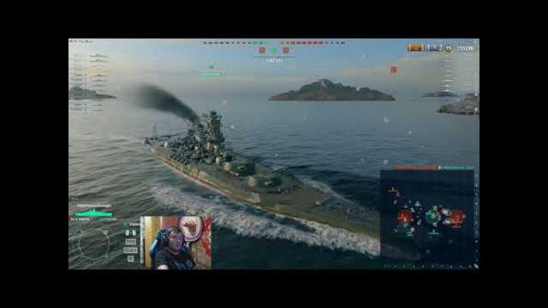 Азы World of Warships. Тактика и стандартные ошибки