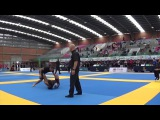 Brandon Walensky vs Carlos Sanchez Mexico City Summer Open NoGi 2017