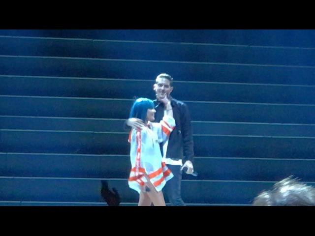 """Halsey G-Eazy """"No Limit"""" LIVE @ The Forum LA 11317"""
