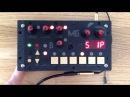 DJ Hombre on the Bastl Instruments MicroGranny