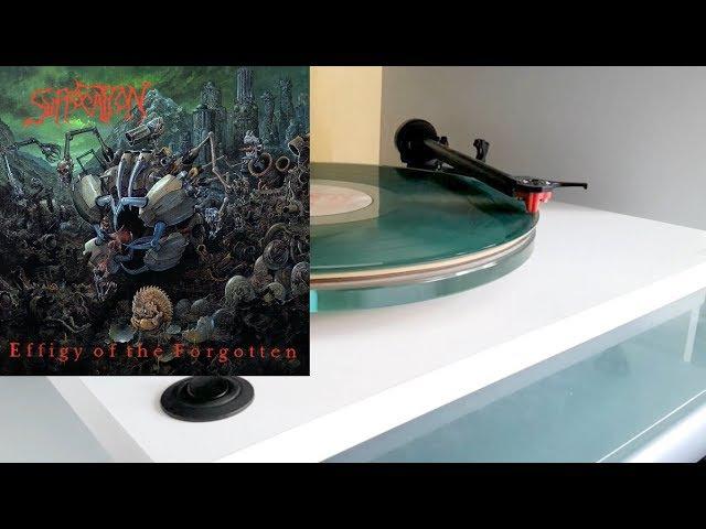 SUFFOCATION Effigy Of The Forgotten vinyl rip 1080p