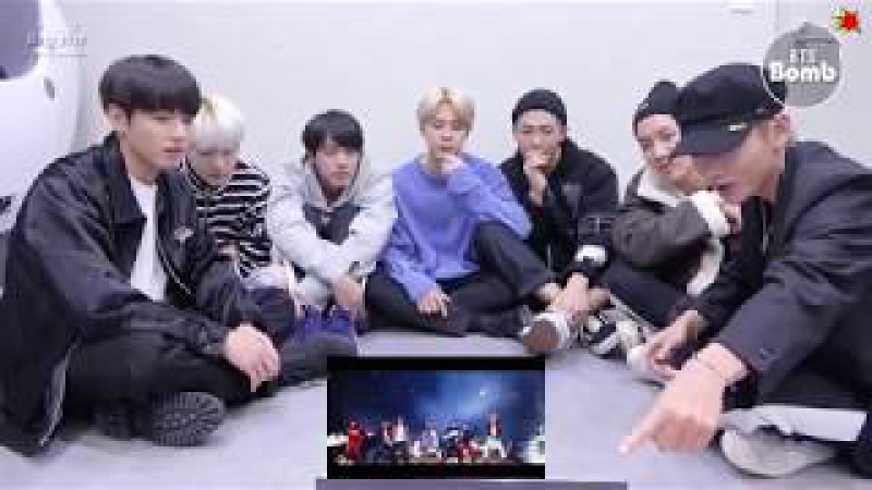 [BANGTAN BOMB] BTS MIC Drop MV reaction - BTS (방탄소년단)
