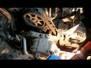 Двигатель 1.6 BSE (VW, Skoda) - Замена ремня ГРМ.