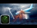 Вот почему в Индийском океане НИКОГДА самолёты не летают Доказательство плоской Земли