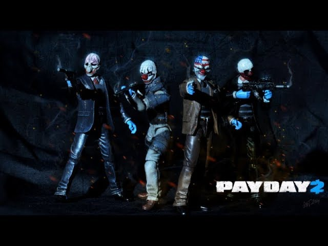 Payday2 CRIME.NET