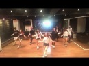 MINZY 'NINANO' Flash Mob Dance Practice