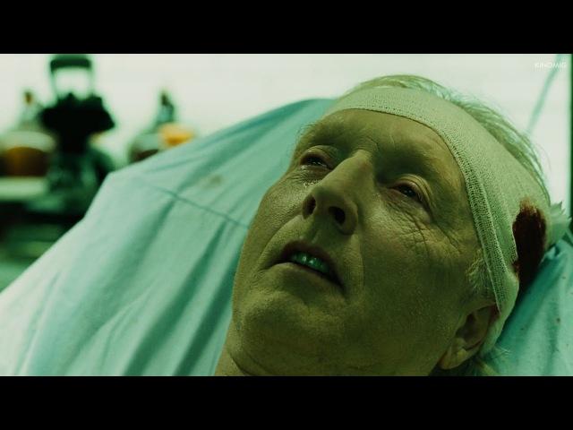 Смерть Джона Крамера. Концовка - Пила 3 (2006) - Момент из фильма