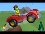 LEGO Juniors Create & Cruise - ЛЕГО МАШИНКИ #1