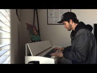 Reinventing your exit Underoath piano cover by Ryan Davis