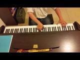 Вдруг как в сказке скрипнула дверь (из кф Иван Васильевич меняет профессию) пианино кавер