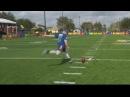 Lions Kicker Matt Prater Hits 76 YARD Field Goal, One Ups Justin Tucker