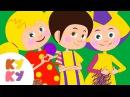 КУКУТИКИ Сборник ЗАРЯДКА и веселые песенки и игры для детей малышей Funny Kids Songs