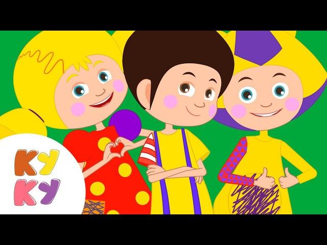 КУКУТИКИ - Сборник ЗАРЯДКА и веселые песенки и игры для детей, малышей Funny Kids Songs