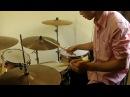 Buddy Rich - Bugle Call Rag (drum cover by Ray Araki)