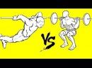Тренировка ног в воркауте для развития общей силы