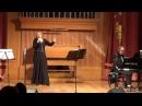 Весеннее танго из репертуара Анны Герман поет Владислава Вдовиченко