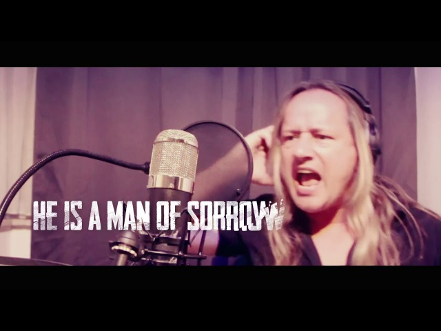 Pink Cream 69 - Man Of Sorrow (Official Lyric Video)