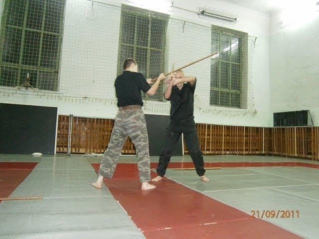 Семинар Катана vs вакидзаши, 22.10.2011