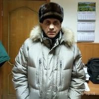 Анкета Владимир Пряхин