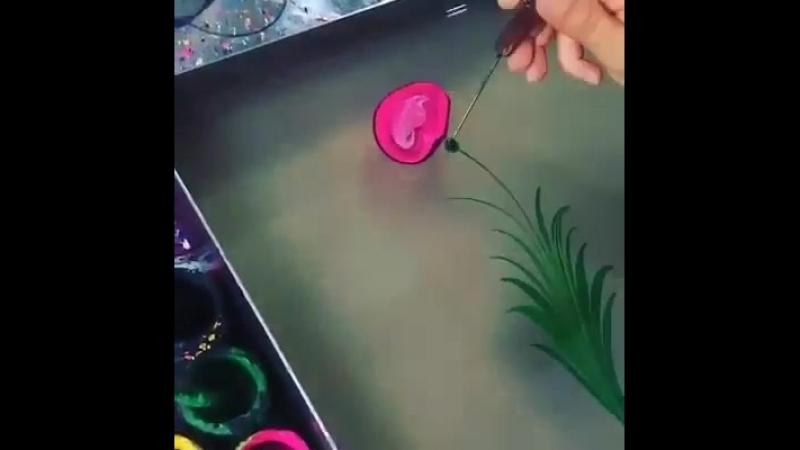 рисунок нав воде
