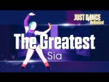 Just Dance Unlimited  The Greatest - Sia 60FPS
